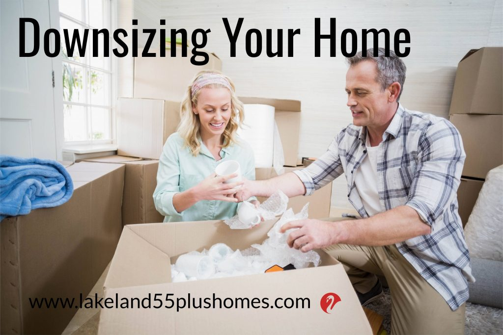 Tips to Downsize to a smaller home